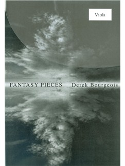 Derek Bourgeois: Fantasy Pieces For Viola Books | Viola