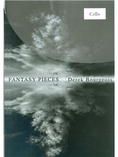 Derek Bourgeois: Fantasy Pieces For Cello Books | Cello