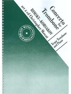 Rimsky-Korsakov: Concerto For Trombone (Ed. Christopher Mowat) Books | Trombone, Piano Accompaniment