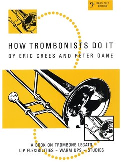 How Trombonists Do It (Bass Clef Edition) Books | Trombone