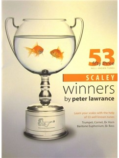 Peter Lawrence: Scaley Winners Treble Clef Scales Books | Treble Clef Brass Instruments