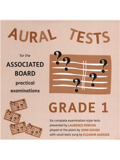 Aural Tests For The ABRSM Practical Examinations - Grade 1 CDs | All Instruments