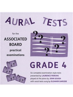 Aural Tests For The ABRSM Practical Examinations - Grade 4 (Valid From January 2011) CDs | All Instruments