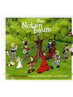 Der Notenbaum: Ein Musical-Hörspiel CD | Gesang, Ensemble