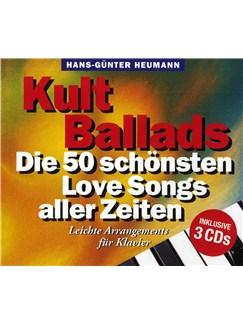 Hans-Günter Heumann: Kult Ballads - Die 50 Schönsten Love Songs Aller Zeiten (3 CDs) CDs  