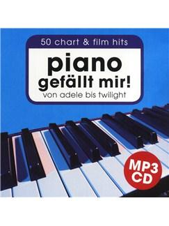Piano Gefällt Mir: Play-Along CD CDs | Piano