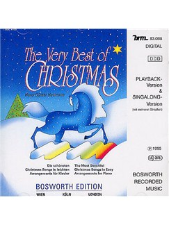 The Very Best Of Christmas (CD) CDs | Piano
