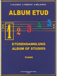 Album Of Studies Book 1 For Piano Books | Piano