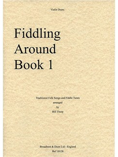Fiddling Around - Book One (Violin Duet) Books | Violin (Duet)