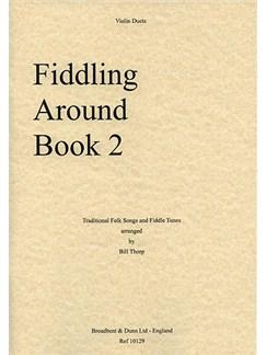 Fiddling Around - Book Two (Violin Duet) Books | Violin (Duet)