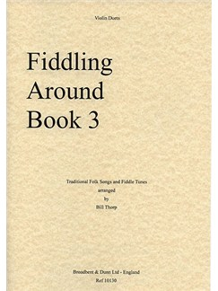 Fiddling Around - Book Three (Violin Duet) Books | Violin (Duet)