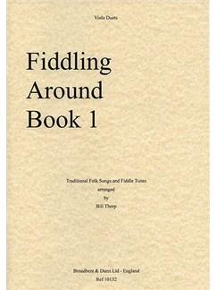 Fiddling Around - Book One (Viola Duet) Books | Viola (Duet)
