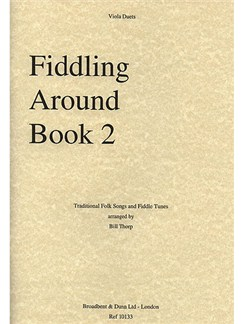 Fiddling Around - Book Two (Viola Duet) Books | Viola (Duet)