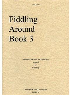 Fiddling Around - Book Three (Viola Duet) Books | Viola (Duet)