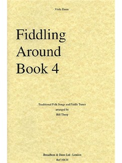 Fiddling Around - Book Four (Viola Duet) Books | Viola (Duet)