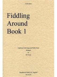 Fiddling Around - Book One (Cello Duet) Books | Cello (Duet)