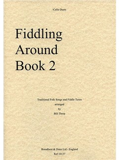 Fiddling Around - Book Two (Cello Duet) Books | Cello (Duet)
