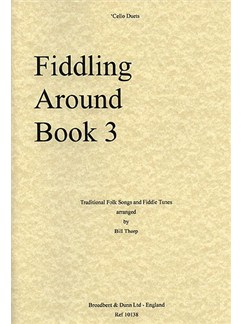 Fiddling Around - Book Three (Cello Duet) Books | Cello