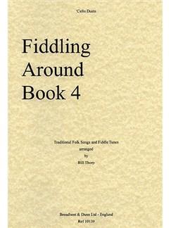 Fiddling Around - Book Four (Cello Duet) Books | Cello