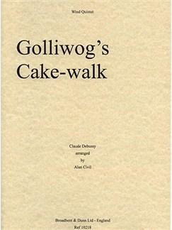 Claude Debussy: Golliwog's Cake-Walk Books | Wind Quintet