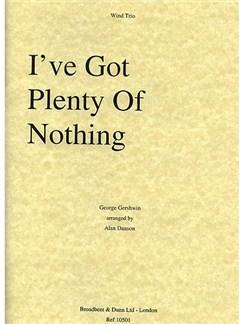 George Gershwin: I've Got Plenty Of Nothing Books | Wind Trio