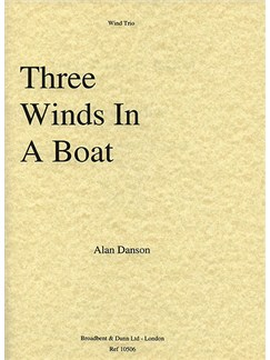Traditional: Three Winds In A Boat Books | Bassoon, Clarinet, Cor Anglais