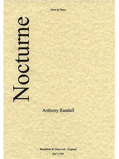 Anthony Randall: Nocturne (Horn/Piano) Books | French Horn, Piano Accompaniment