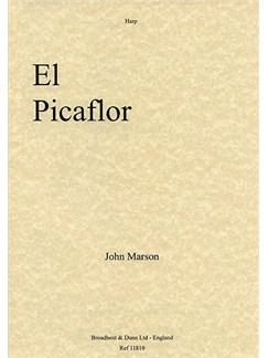 John Marson: El Picaflor (The Humming Bird) Books | Harp