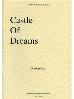 G. Carr: Castle Of Dreams Books | French Horn, Piano, Violin