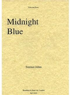 Terence Johns: Midnight Blue (Viola) Books | Viola, Piano Accompaniment