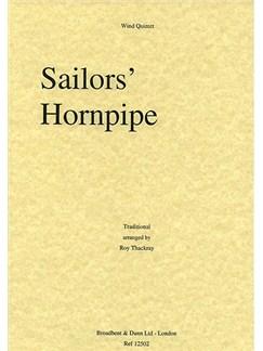 Sailors Hornpipe Books | Wind Quintet