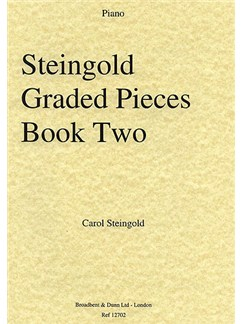 Carol Steingold: Steingold Graded Pieces Book Two (Piano) Books | Piano