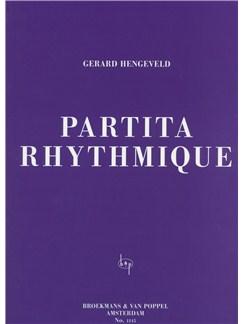 Gerard Hengeveld: Partita Rhythmique Books   Piano