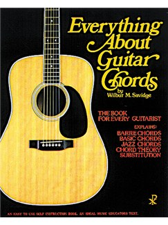 Everything About Guitar Chords Books | Guitar, with chord symbols