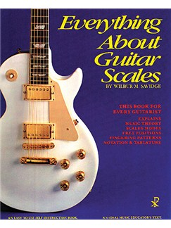 Everything About Guitar Scales Books | Guitar