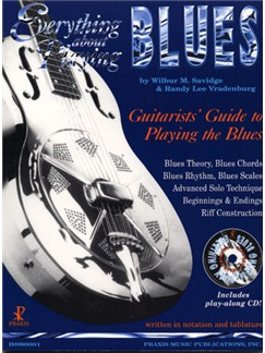 Everything About Playing The Blues Books and CDs | Guitar