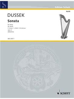 Sophia Giustani Dussek: Sonata C-Moll Op. 2 Books | Harp