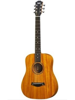 Taylor: BT2E Baby Taylor Electro-Acoustic Guitar - Mahogany Top Instruments   Electro-Acoustic Guitar