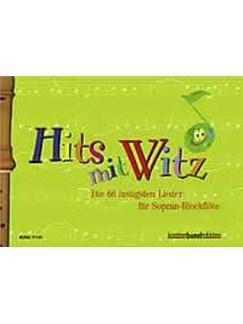 Stefan Meid: Hits Mit Witz Books | Soprano (Descant) Recorder