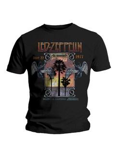 Led Zeppelin: Inglewood (Small T-Shirt)   