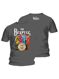 The Beatles: Sgt Pepper (Large T-Shirt)  |
