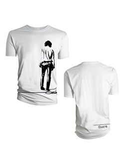 The Doors: Solitary (Extra Large T-Shirt)  |