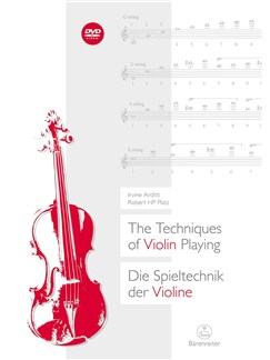 The Techniques of Violin Playing Books and DVDs / Videos | Violin