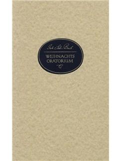 J.S. Bach: Christmas Oratario (Barenreiter Facsimile) Bog | Orkester, Kor