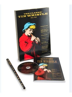 Original Clarke Pennywhistle Books and Instruments | Pennywhistle