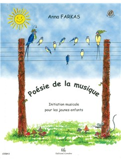 Anna Farkas: Poésie De La Musique Books and CDs |