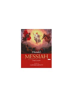 Georg Frideric Handel: Messiah (Full Score) Books | Orchestra, SATB