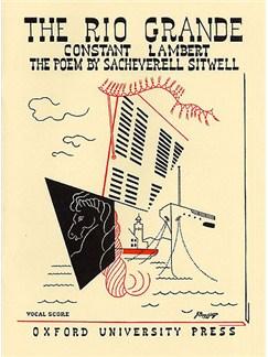 Constant Lambert: The Rio Grande (Vocal Score) Books | SATB, Piano Accompaniment
