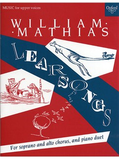 William Mathias: Learsongs Books | Soprano, Alto, Piano Duet