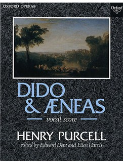 Henry Purcell: Dido And Aeneas (Vocal Score) Books | Opera